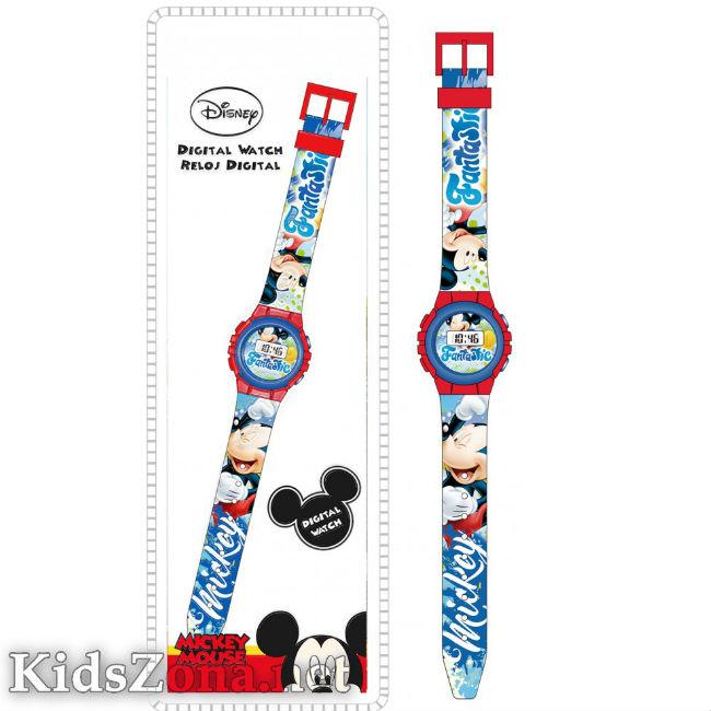 Детски ръчен часовник Mickey - M02