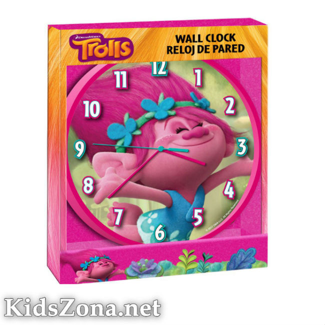 Часовник за стена Trolls - M1