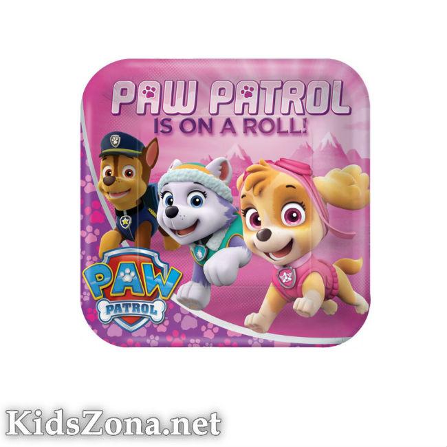 Чинийки Paw Patrol - M2