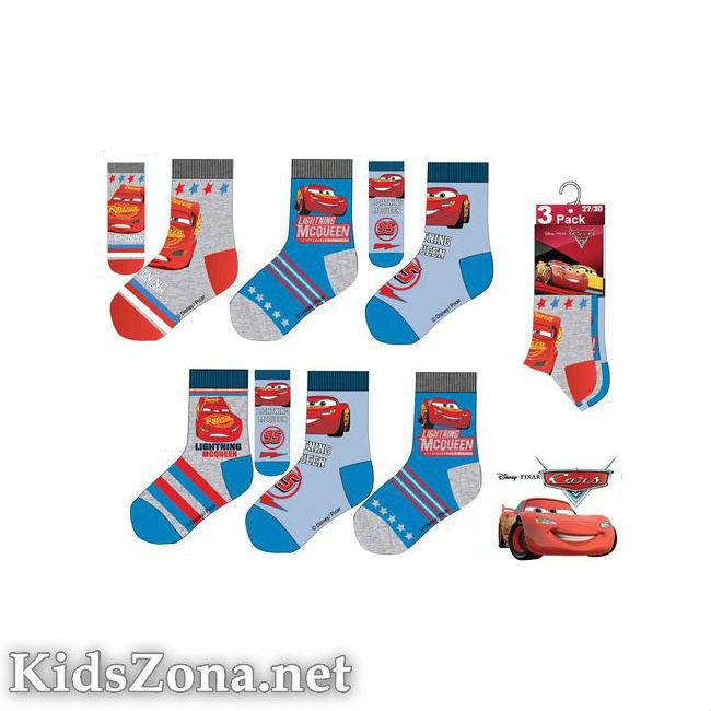 Детски чорапи Колите 3бр. - М1