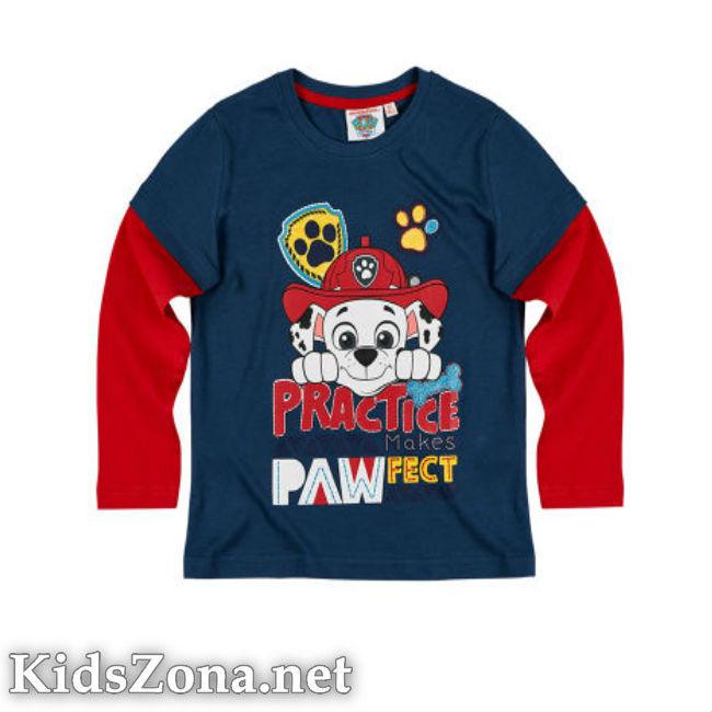 Детска блуза Paw Patrol - M6