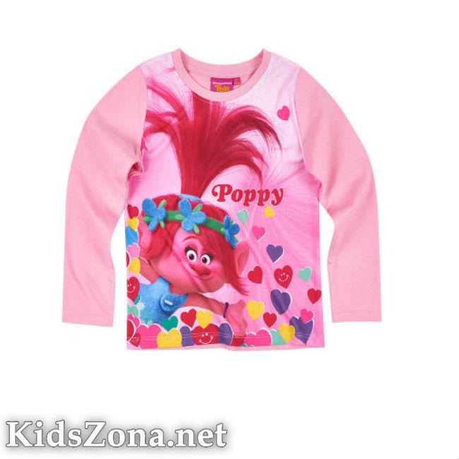 Детска блуза Trolls - M2