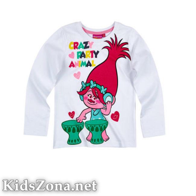Детска блуза Trolls - M1