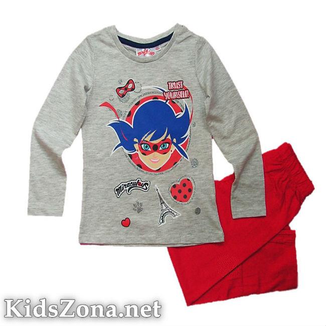 Детска пижама Калинката д. р. - M1