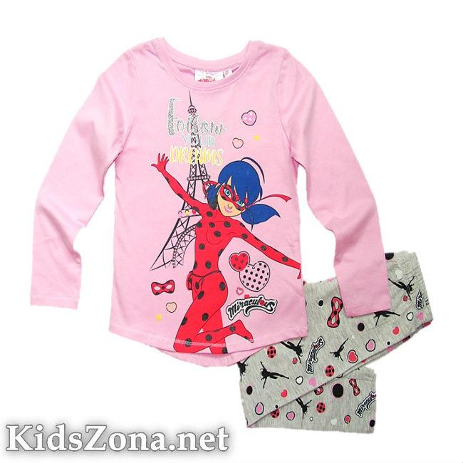 Детска пижама Калинката д. р. - M3