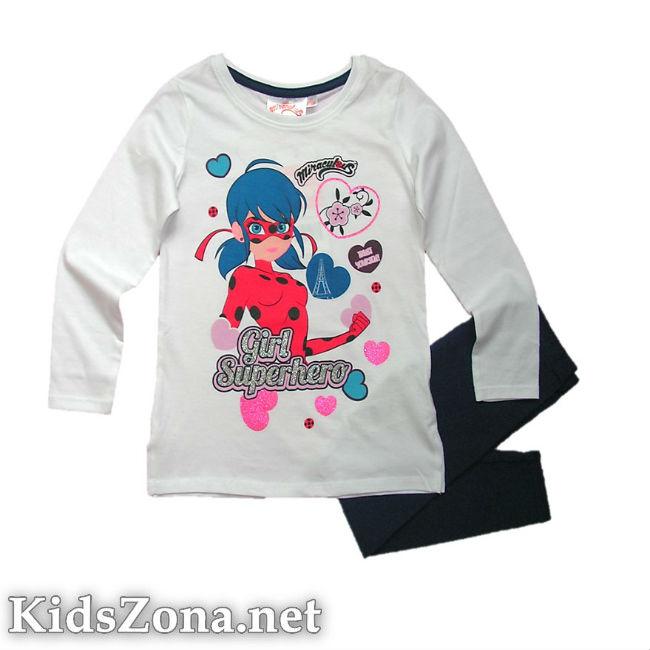 Детска пижама Калинката д. р. - M2