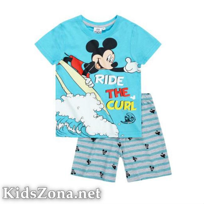 Детска пижама Disney Mickey - M3
