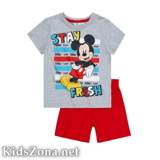 Детска пижама Disney Mickey - M2
