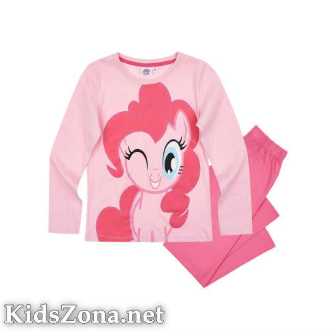 Детска пижама My little pony д. ръкав - M4