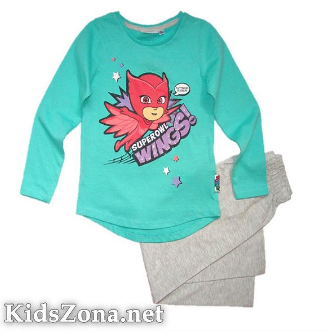 Детска пижама PJ Masks girls д. р. - M3