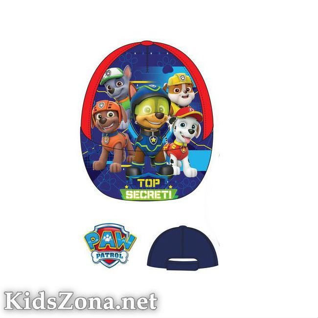Детска шапка Paw Patrol 4