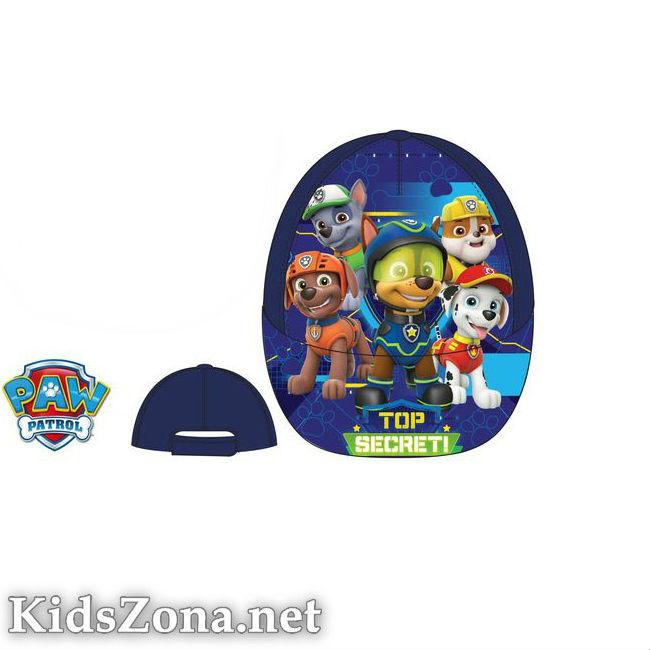 Детска шапка Paw Patrol - M5