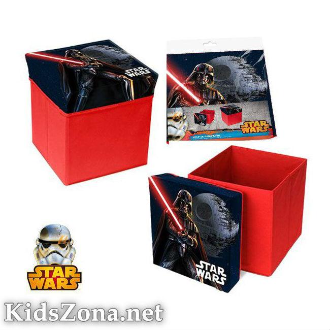 Табуретка за съхранение Star Wars - M1