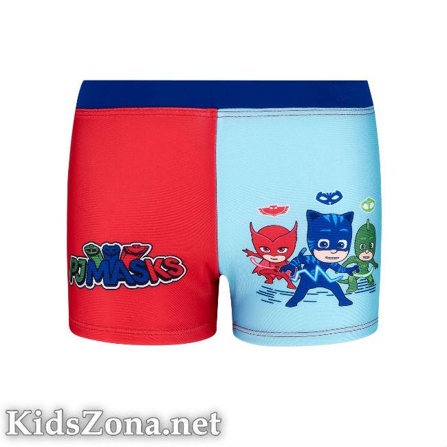 Детски бански PJ Masks boys - M1