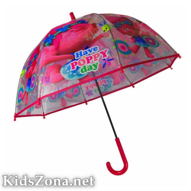 Детски чадър Trolls - M1