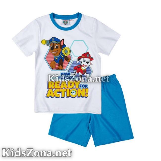 Детска пижама Paw Patrol к.р. - М2m