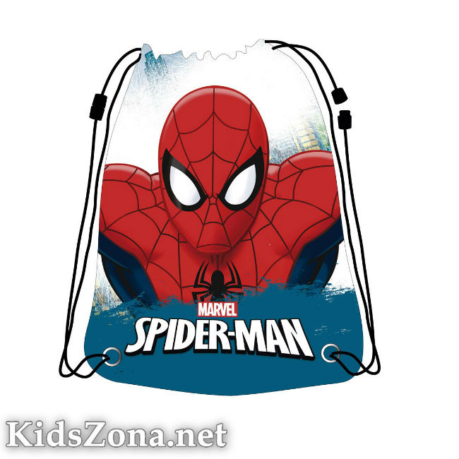 Детски сак Spiderman - M1