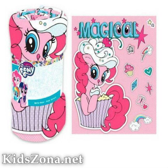 Детско одеяло My little pony полар - М3
