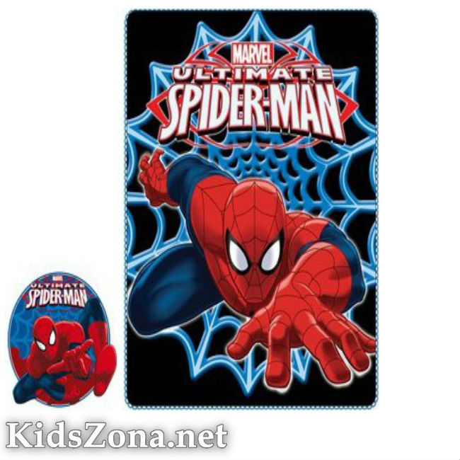 Детско одеяло Spiderman - М2