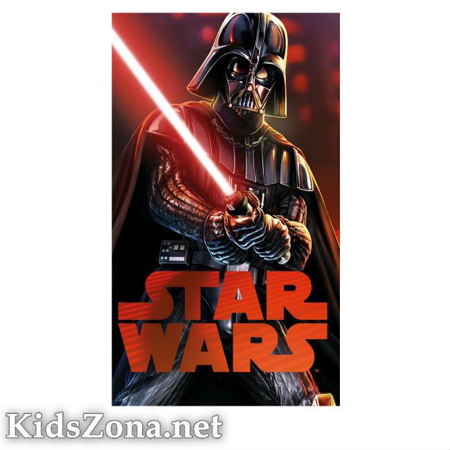 Детско одеяло Star Wars полар - М7