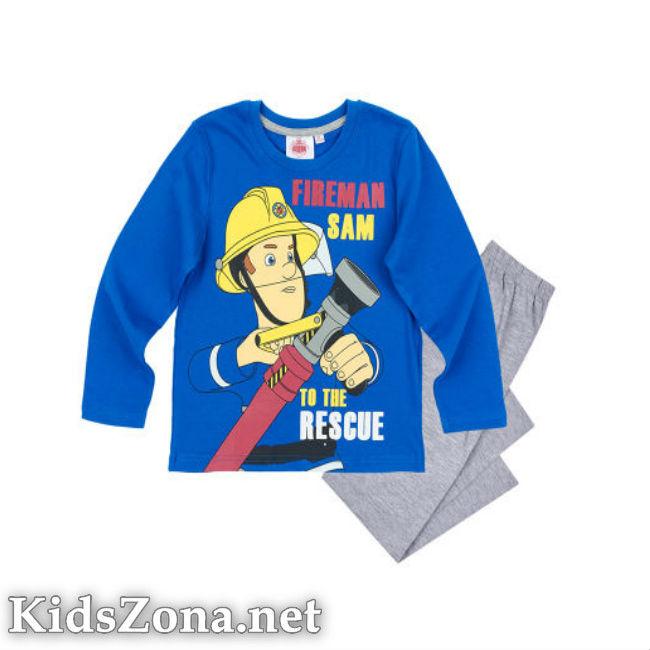Детска пижама Fireman Sam - M2