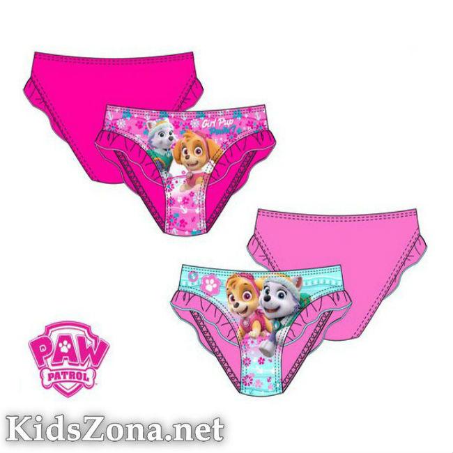 c2ac4c6d2a3 Детски бански Paw Patrol girls - M1