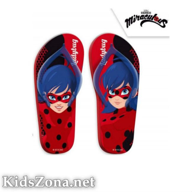 Детски чехли Ladybug - М1