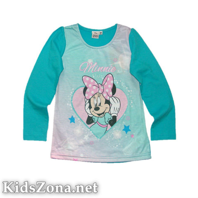 Детска блуза дълъг Disney Мinnie - M6