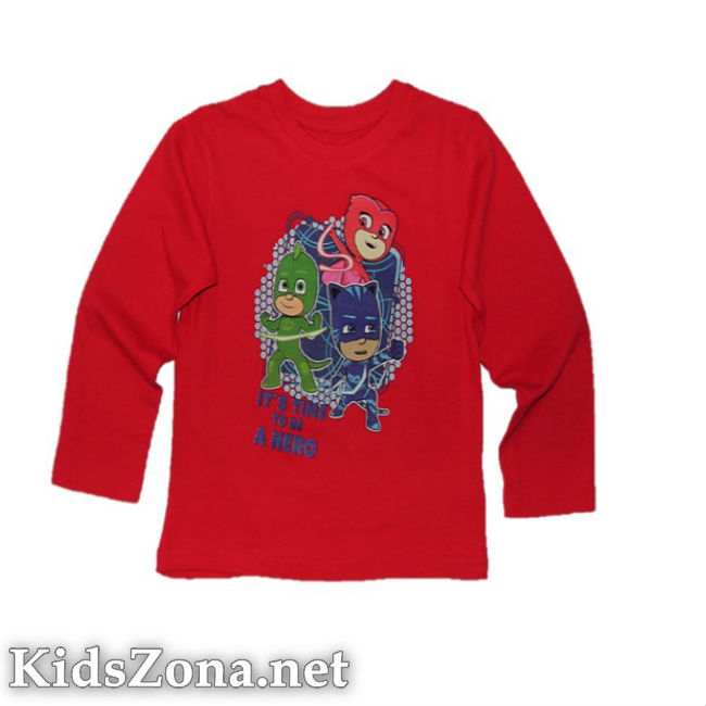 Детска блуза PJ Masks boys - M4
