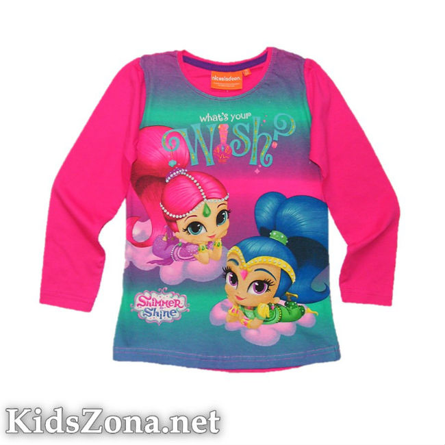 Детска блуза Shimmer and Shine - M2
