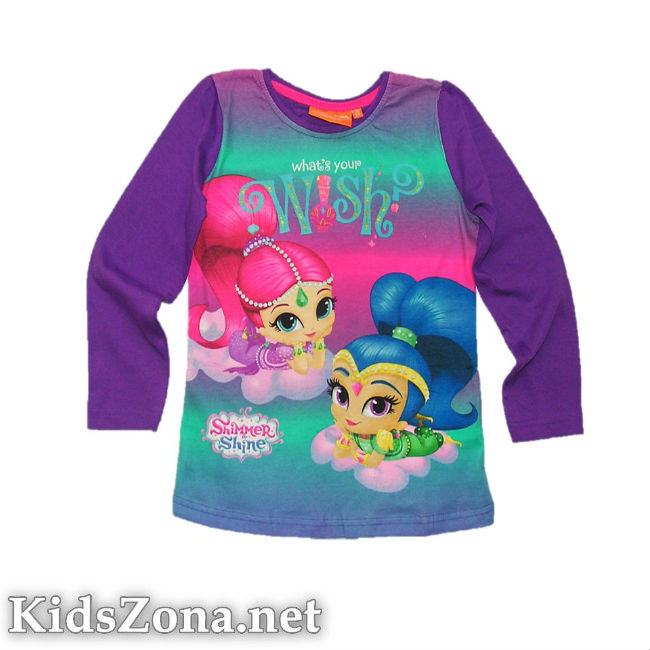 Детска блуза Shimmer and Shine - M1