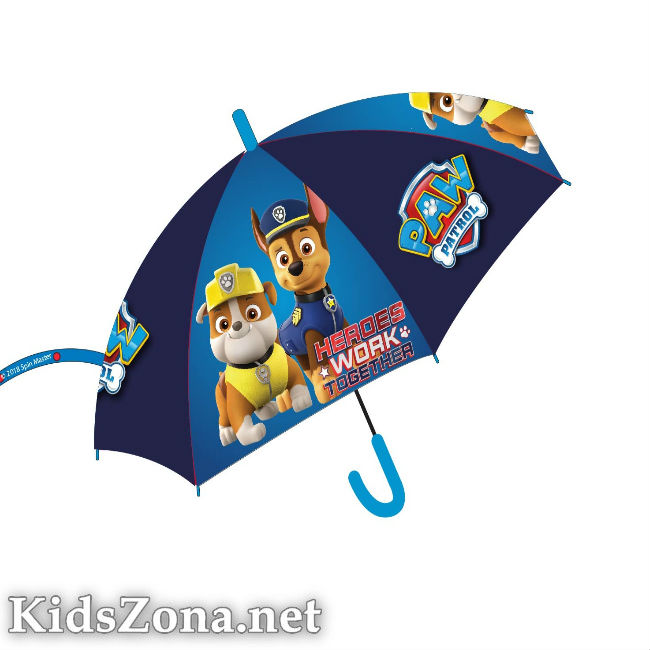 Детски чадър Paw Patrol - M9