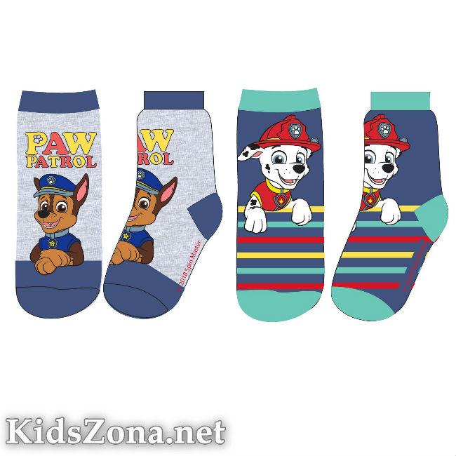 Детски чорапи Paw Patrol 2бр. - М7