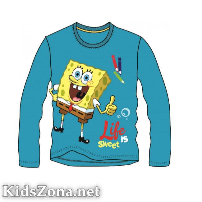 Детска Блуза Sponge Bob - M4