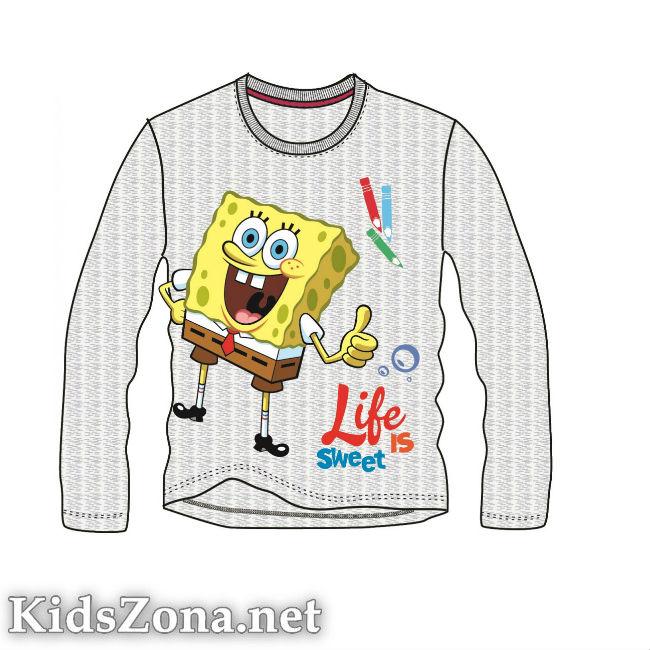 Детска Блуза Sponge Bob - M5