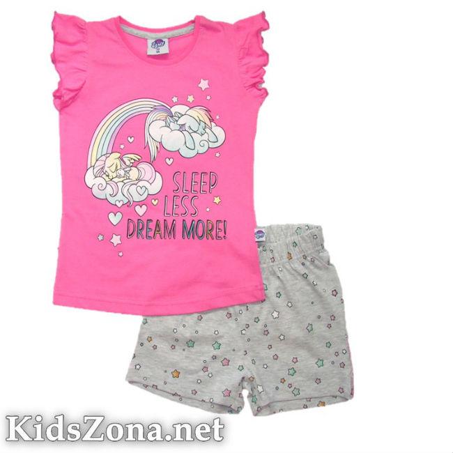 Детска пижама к. р. My Little Pony - М2