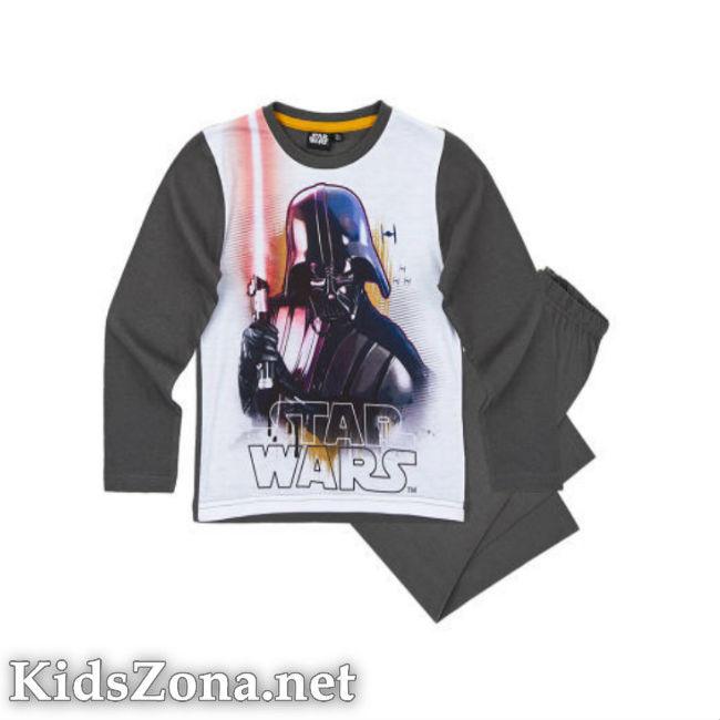 Детска пижама за момче Star wars - M14