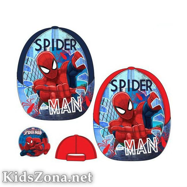 Детска шапка Сайдърмен - М1