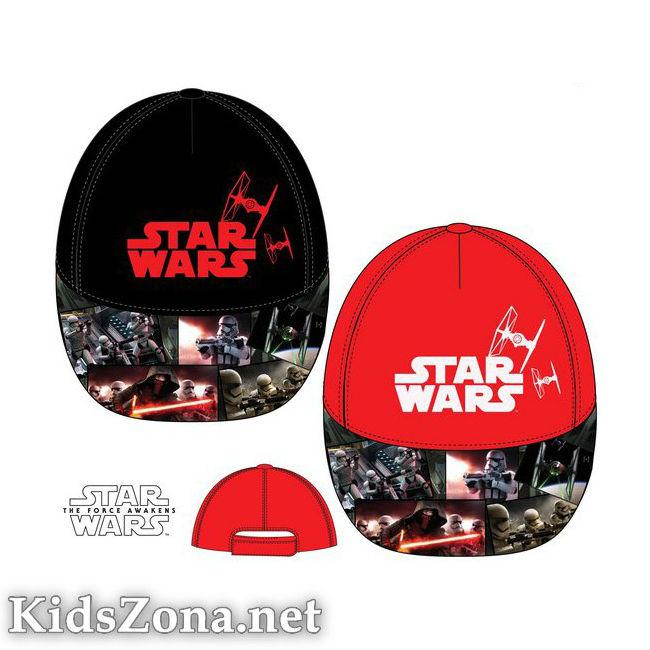 Детска шапка Star Wars - M05