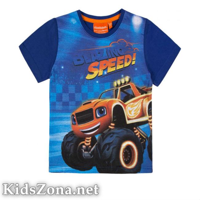 Детска тениска Blaze - M2