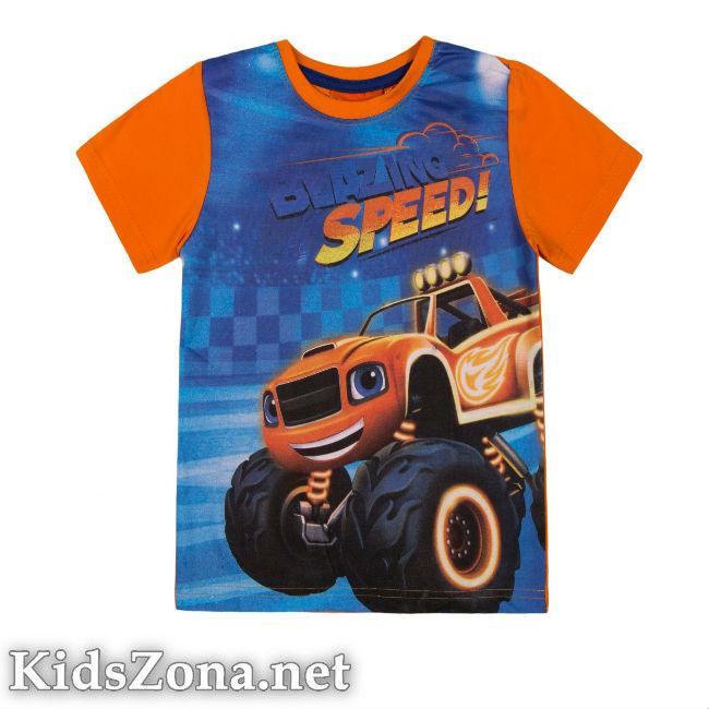 Детска тениска Blaze - M1