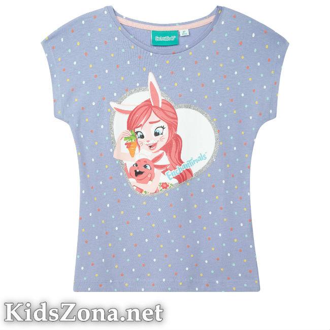 Детска тениска Enchantimals - М3