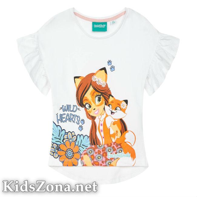 Детска тениска Enchantimals - М1