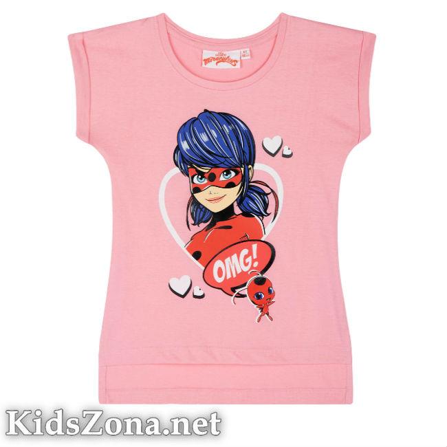 Детска тениска Калинката - М3