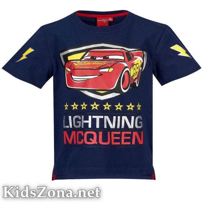 Детска тениска Disney Cars - M5