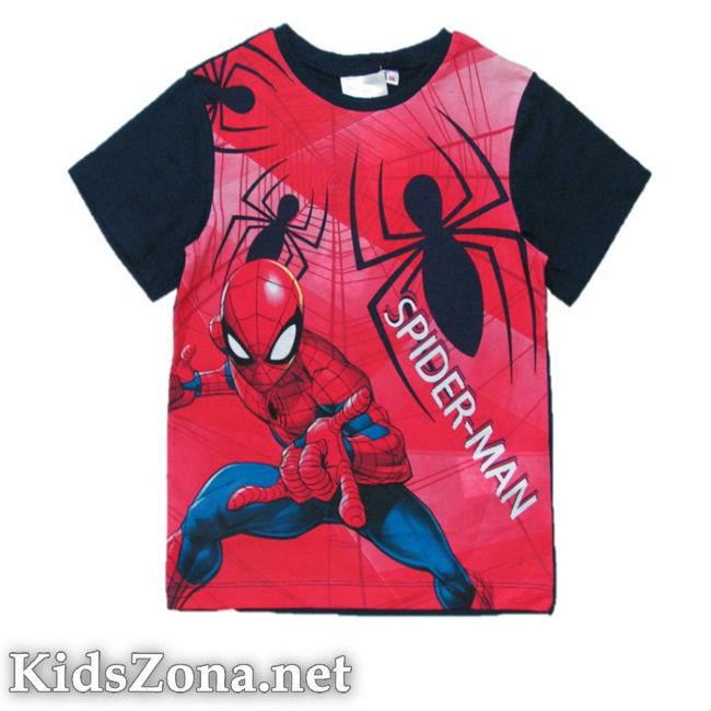 Детска тениска Spiderman - M2