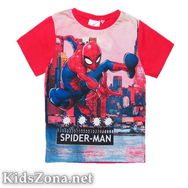 Детска тениска Spiderman - M4
