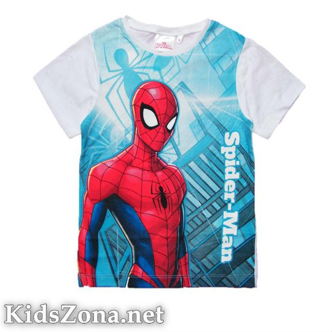 Детска тениска Spiderman - M3