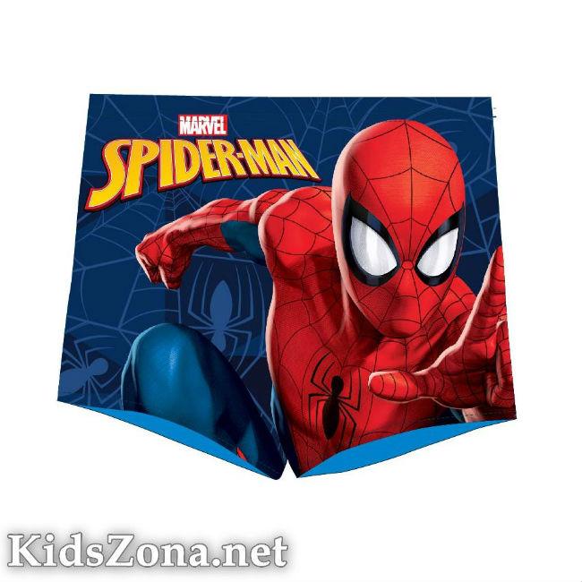 Детски бански Spiderman - M2