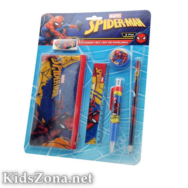 Ученически комплект Spiderman